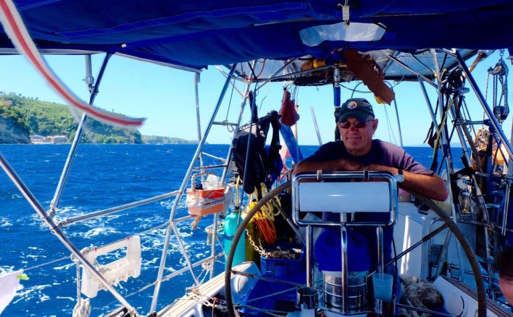 Captain - Puerto Galera, pagbiyahe sa panauhin