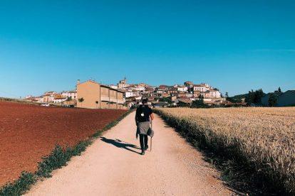 Camino - Caminhada - Viagem
