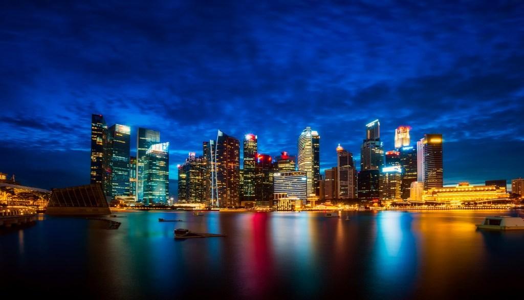 Singapore - Du lịch - nhà chọc trời