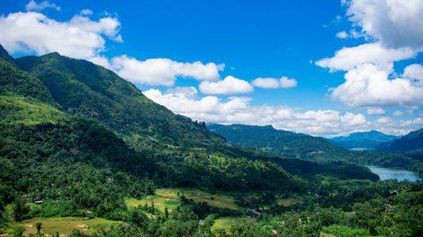 Sri Lanka - bjerge - Rejser