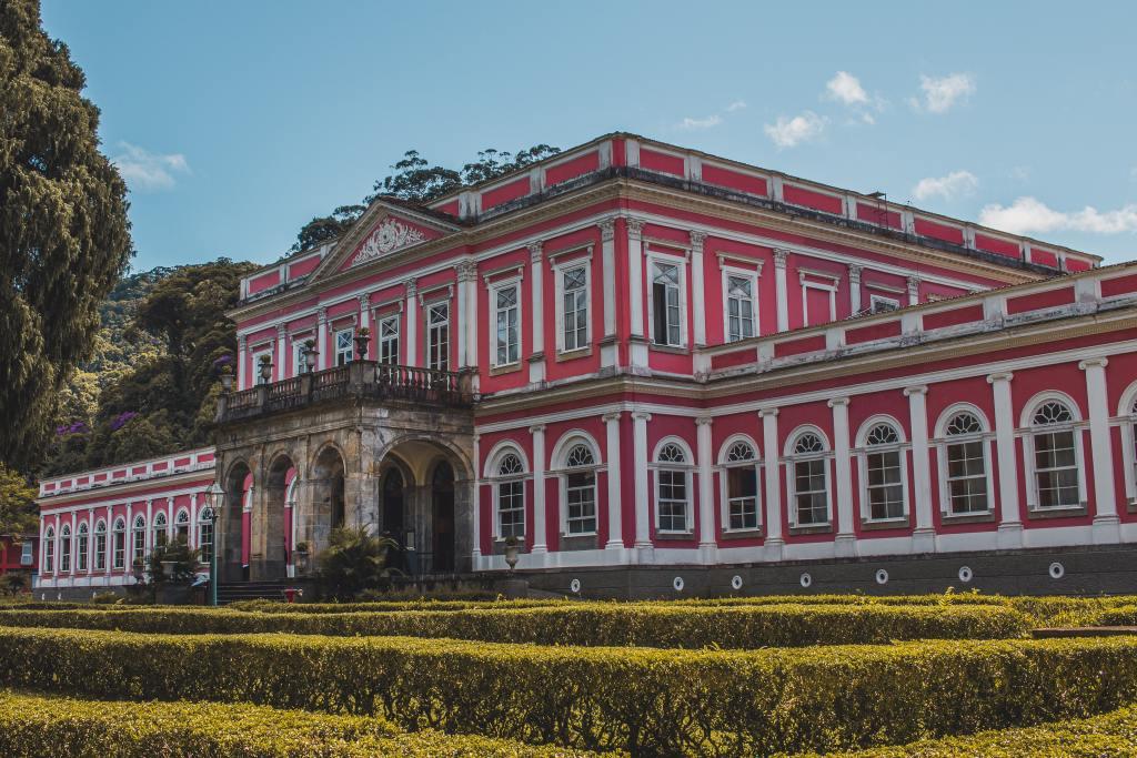Brazil - Petropolis - Museum - Travel