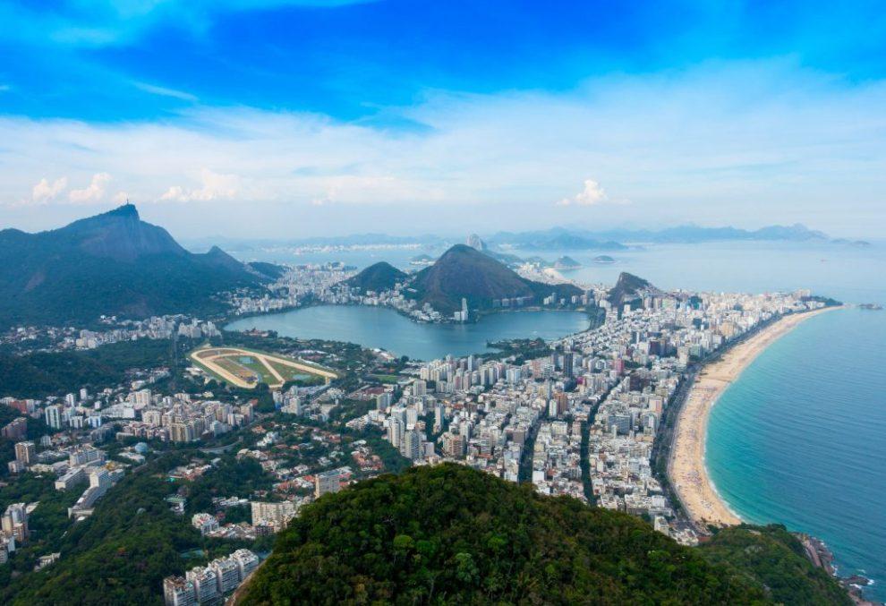Brésil - Rio de Janeiro - Vues - Voyage