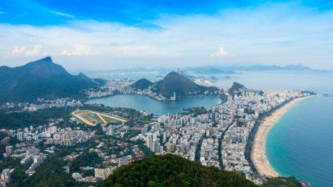 Brasilien - Rio de janeiro - udsigt - rejser