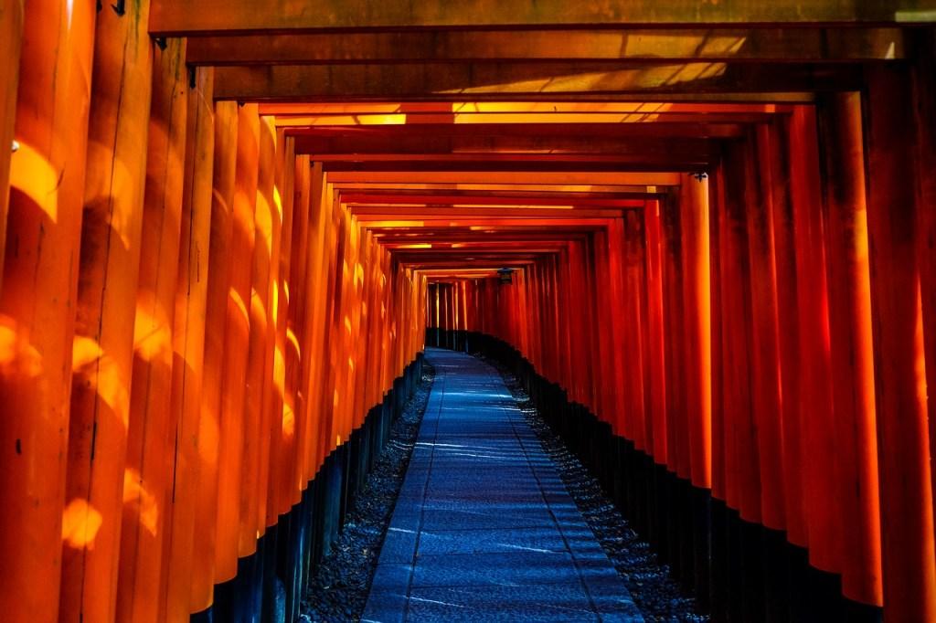 Japan - korridor - rejser