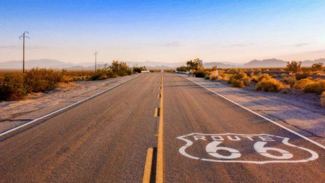 """כביש 66 - נסיעות - ארה""""ב"""