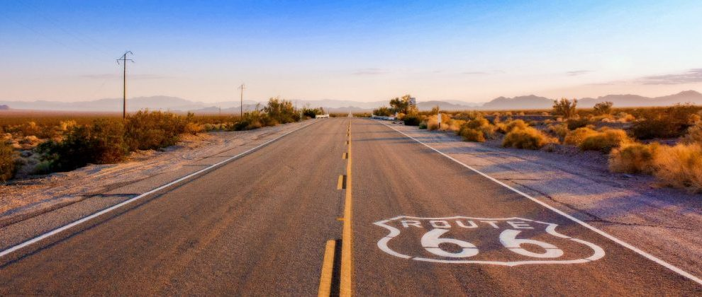 Route 66 - rejser - USA