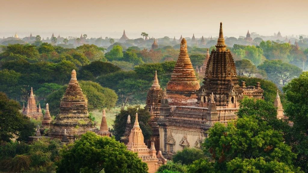 Verdens flotteste syn - myanmar