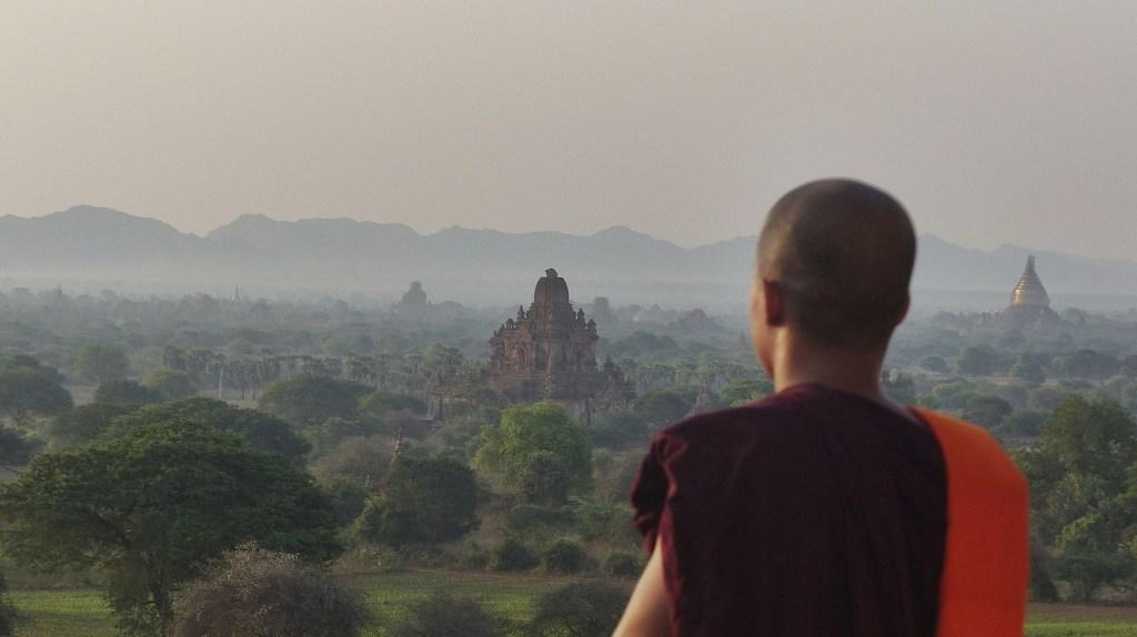 Bagan - Myanmar - templer - natur - rejser