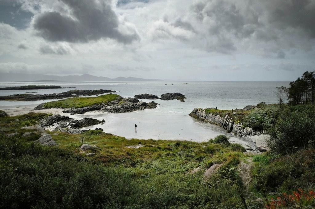 Irland - Europa - landskab - rejser