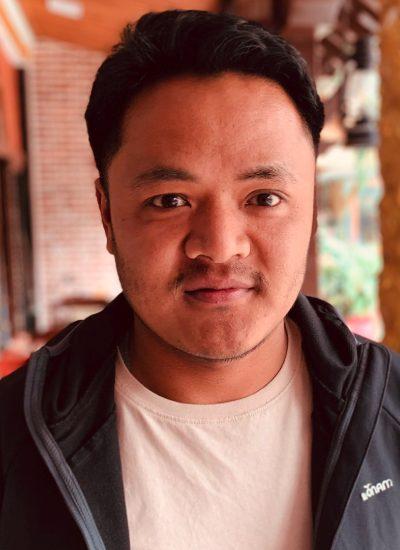 Nepal - Asien - mand - portræt - rejser