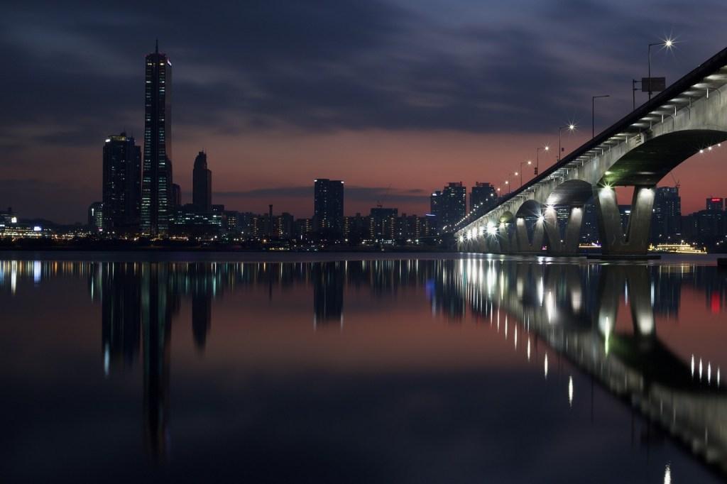 Han river - Seoul - reiser