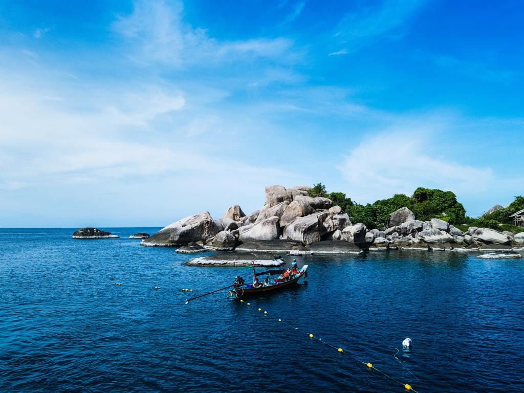 koh tao - view - ø - dykning - rejser - oplevelser