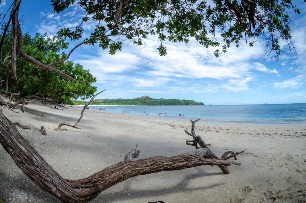 Kosta Rika, Tamarindo, plaj, seyahat