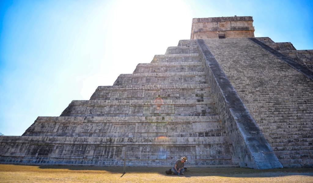 De 7 vidundere - Chichen Itza - mexico - rejser