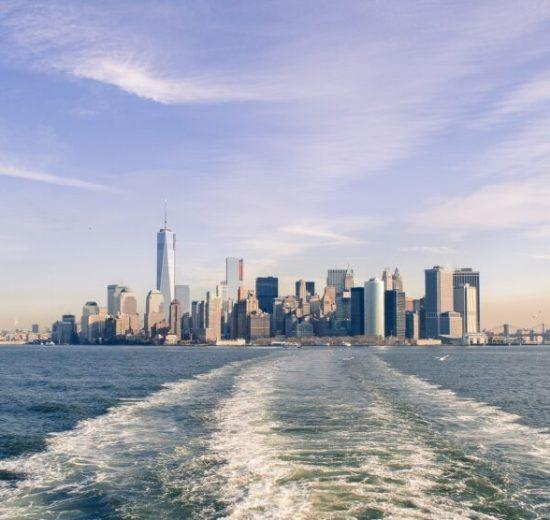 """ארה""""ב - ניו יורק - קו רקיע - סיטי - מים - נסיעות"""