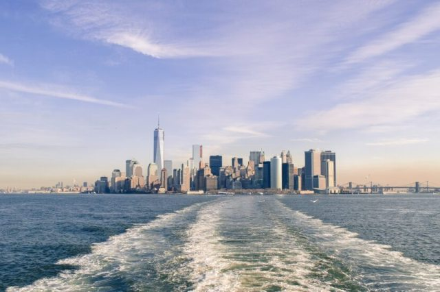 USA - New York - Skyline - By - Vann - Reise