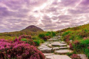 Ireland - Connemara, hiking, trail - travel