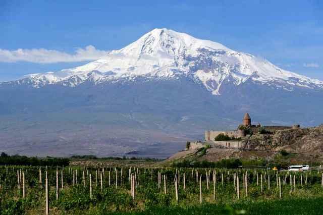 ארמניה, ג'ורג'יה, נסיעות, אסיה, אירופה, נסיעות פנורמה, דילים לנסיעות