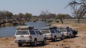 expedition, botswana, safari, four wheel drive, rickshaw tours & travel, travel