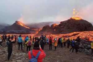 isola, viaggio, eruzione vulcanica, uncinetto, viaggio panoramico