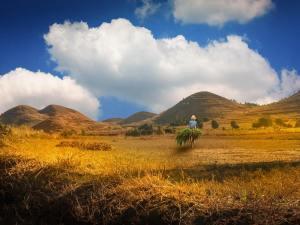 πεζοπορία, πεζοπορία, Μαδαγασκάρη, ταξίδια, αφρική, περιηγήσεις και ταξίδια στη Ρίκσο