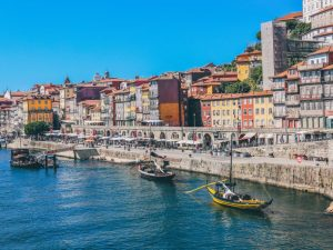 Portugal, Porto, port, bateaux, unsplash, voyage