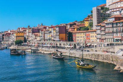 पुर्तगाल, पोर्टो, बंदरगाह, नावें, अनप्लैश, यात्रा