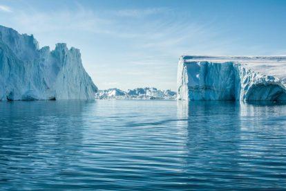 ग्रीनलैंड, इलुलिसैट, fjord, हिमखंड, यात्रा