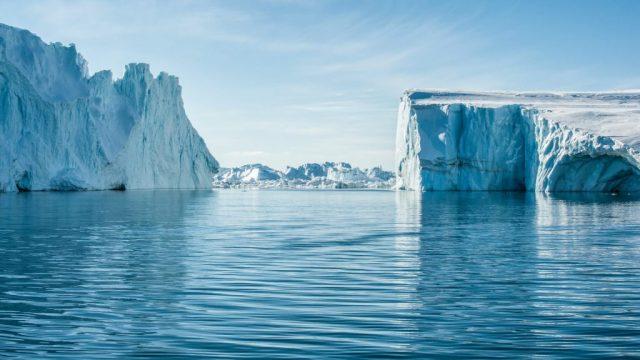Greenland, Ilulissat, fjord, icebergs, travel