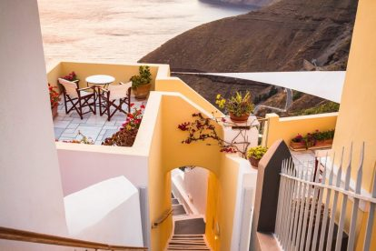 Santorini, Mar Egeo, Crociera, Città, Grecia, Turchia, Vitus Travel, Travel