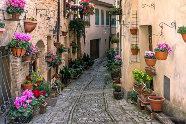 Umbrien, Trevi, Italien, Resor, reserbjudanden, vitusresor, gastronomiska resor