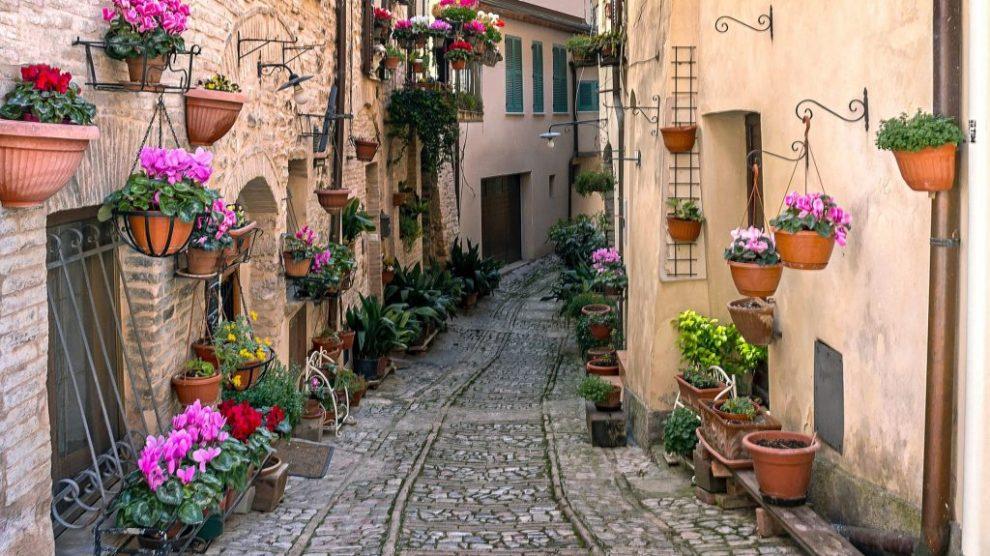 Ombrie, Trevi, Italie, Voyage, offres de voyage, voyage vitus, voyage gastronomique