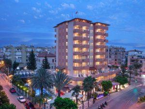 Turska, Alanya, May Flower Apart Hotel, putovanja