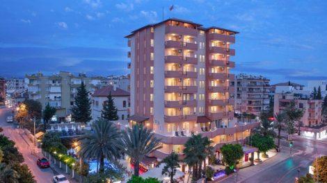 Turkey, Alanya, May Flower Apart Hotel, travel