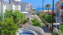 Grekland, Kreta, Platanias, Sonio Beach Hotel, blandade resor, resor