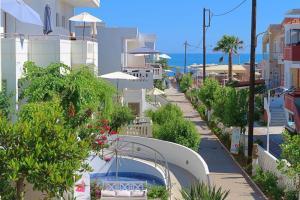Grèce, Crète, Platanias, Sonio Beach Hotel, voyage mixte, voyage