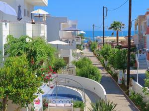 Hellas, Kreta, Platanias, Sonio Beach Hotel, blandet reise, reise