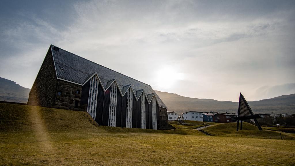 Quần đảo Faroe - Klaksvik, nhà thờ, nhà thờ - du lịch