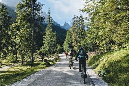Österrike - SalzburgerLand, cykling - resor