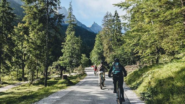 Østrig - SalzburgerLand, cykel - rejser