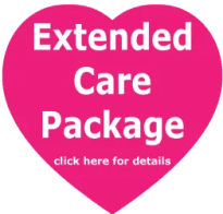 click here for details of Carole's extended care package