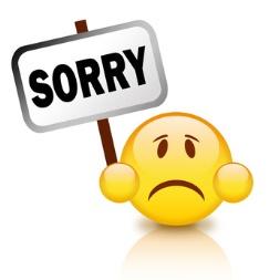 Bitte um Entschuldigung - die ehrliche Gewinn-Formel