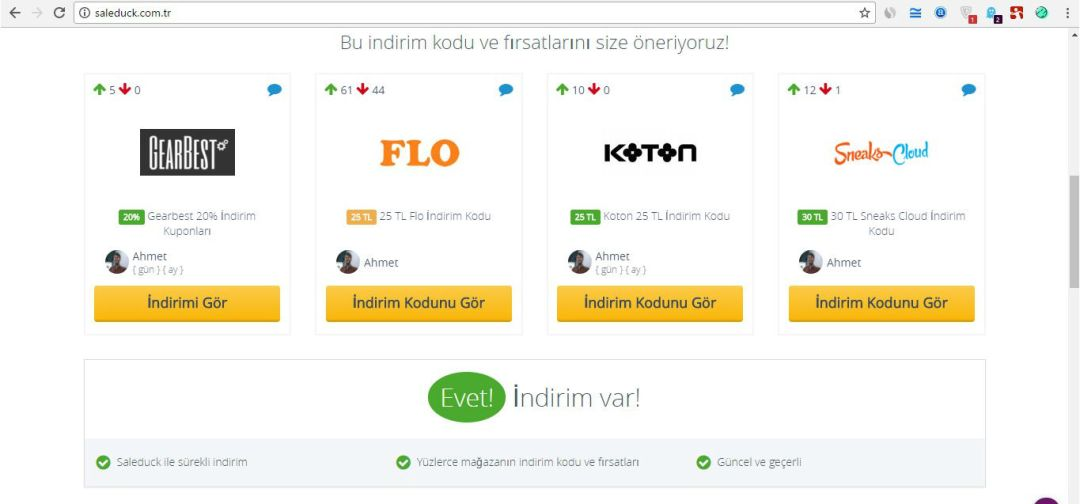 Affiliate - Kupon Yayincisi