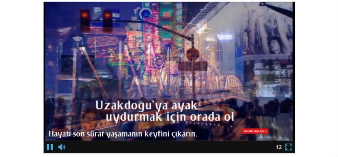 Interaktif Video Reklami - 3i