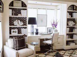 elegant home office dana wolter