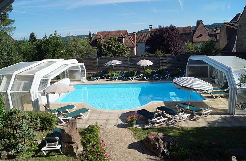 Hotel avec piscine en Dordogne