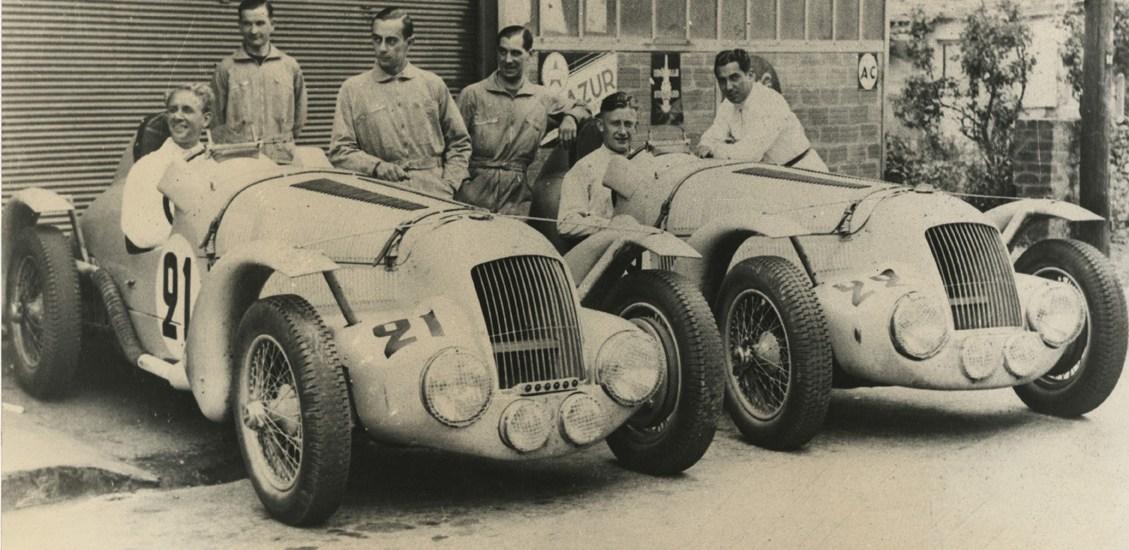 Delage Lemans 1939