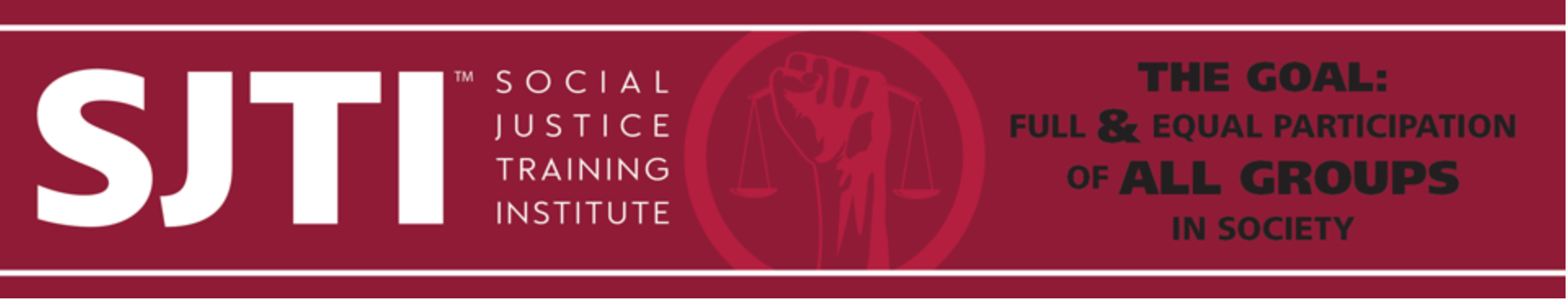 Social Justice Training Institute 2017