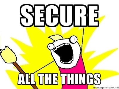 Image result for security meme