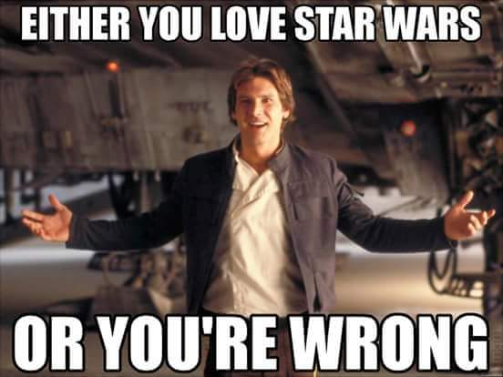 Image result for star wars meme